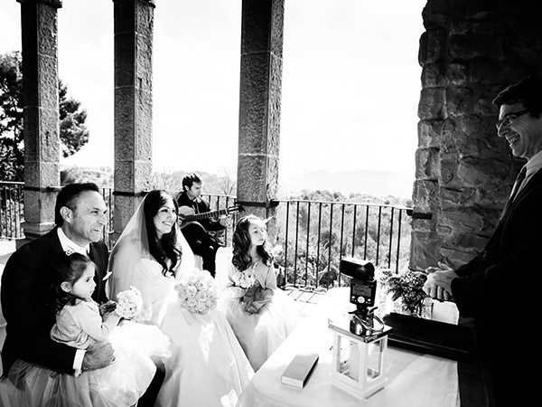 Intimate Wedding in Barcelona