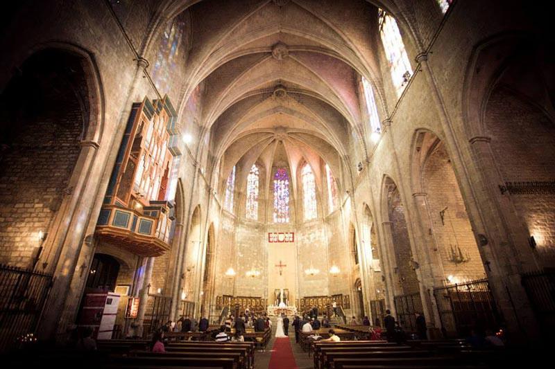 Basilica de Pi, Barcelona