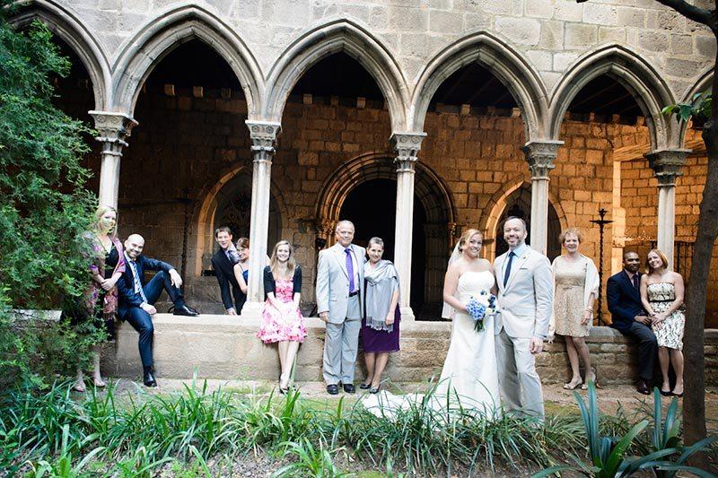 cloister-wedding-barcelona