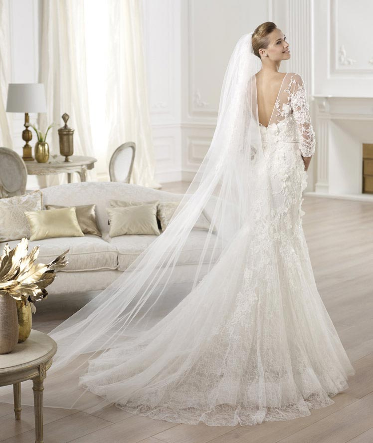 Spanish Bridal Dresses