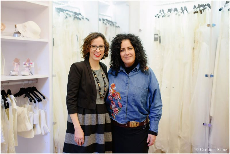 Inmaculada Garcia interview by Laura Perez of Crystal Events