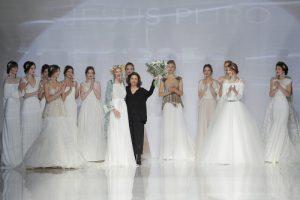 Barcelona wedding fashion week