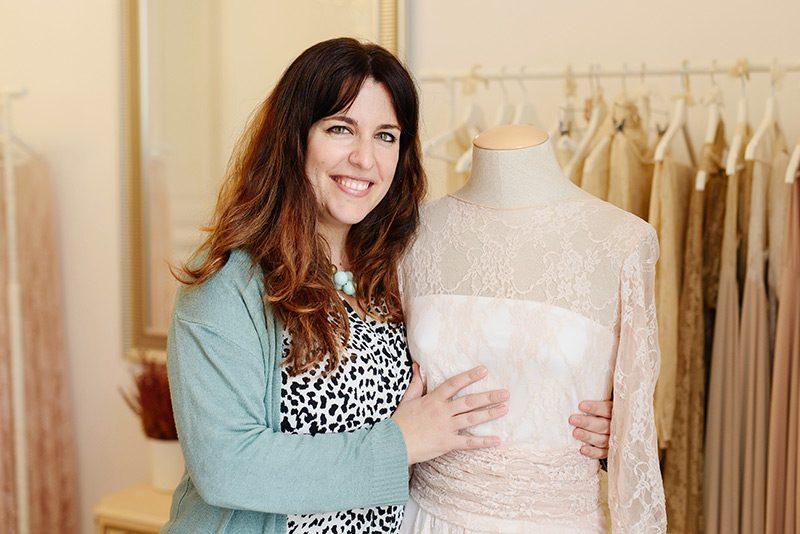 Boho Wedding Dress Designer.Mimetik Barcelona Bohemian Wedding Dress Designer Crystal Events
