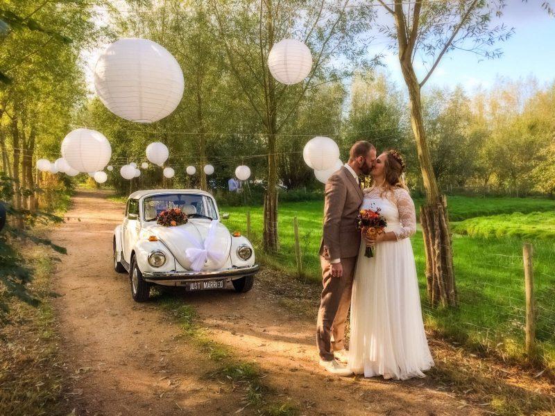 Mimetik BCN real Bride with VW