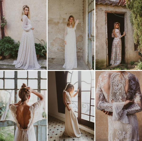 Varied collections of Imma Cle wedding dresses