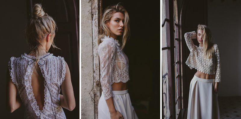 Imma Cle spanish wedding dress designer