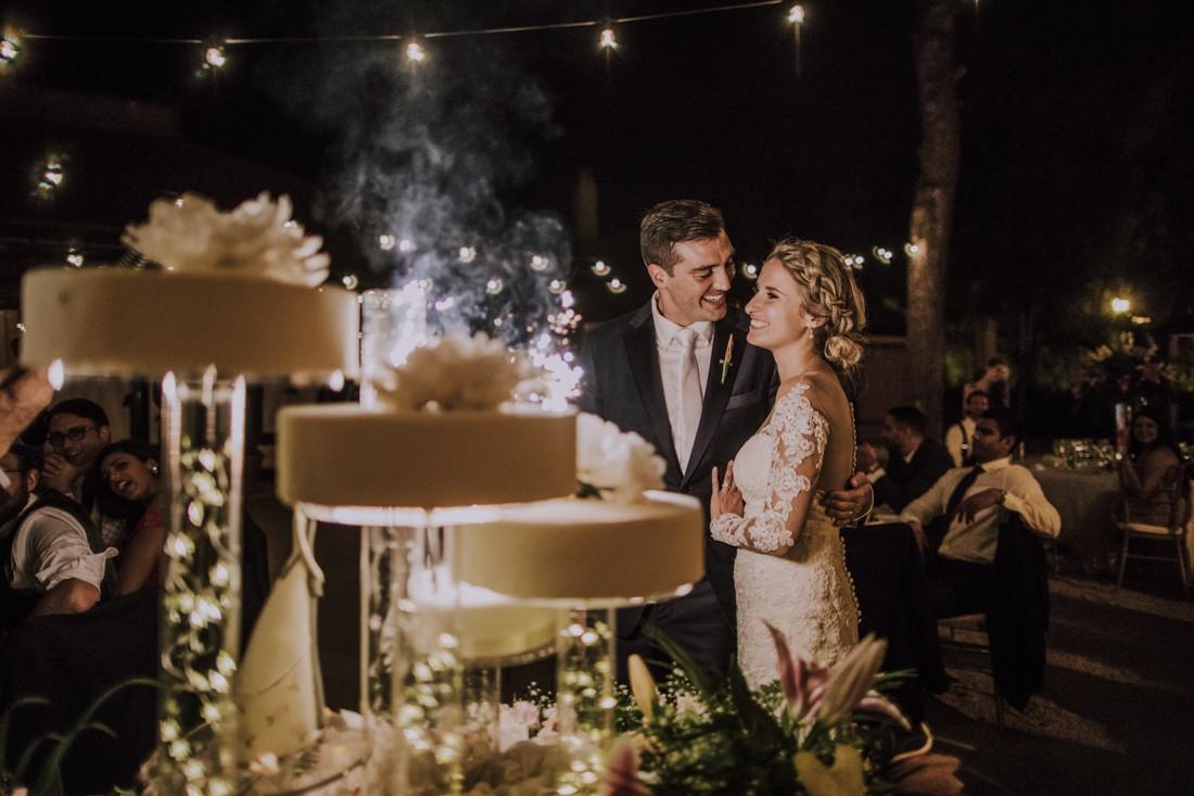 Wedding cake Castell Tamarit