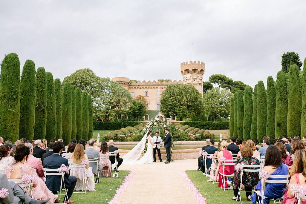 The perfect backdrop to celebrate an unforgettable symbolic ceremony
