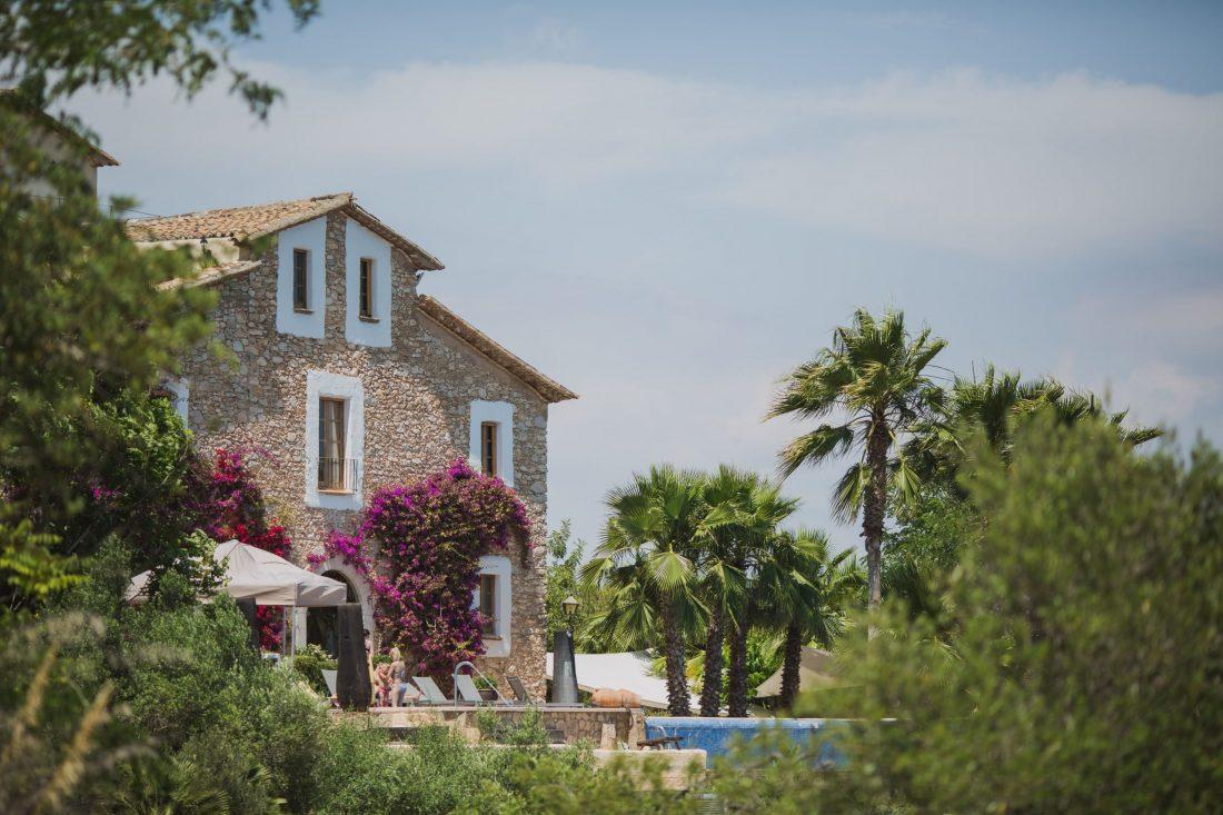 Villa in El Garraf