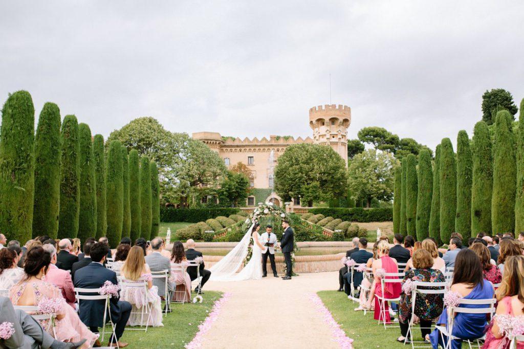 Symbolic ceremony at Castell de Sant Marçal