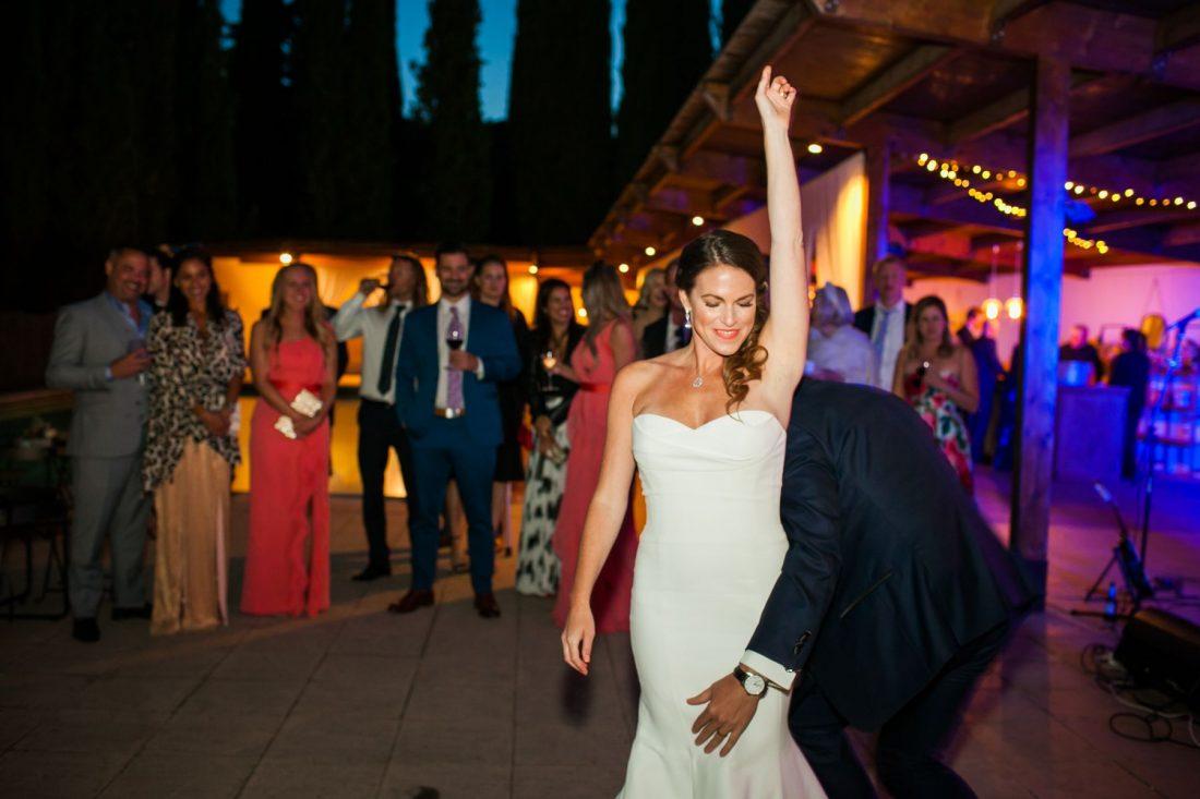 First dance at la Baronia