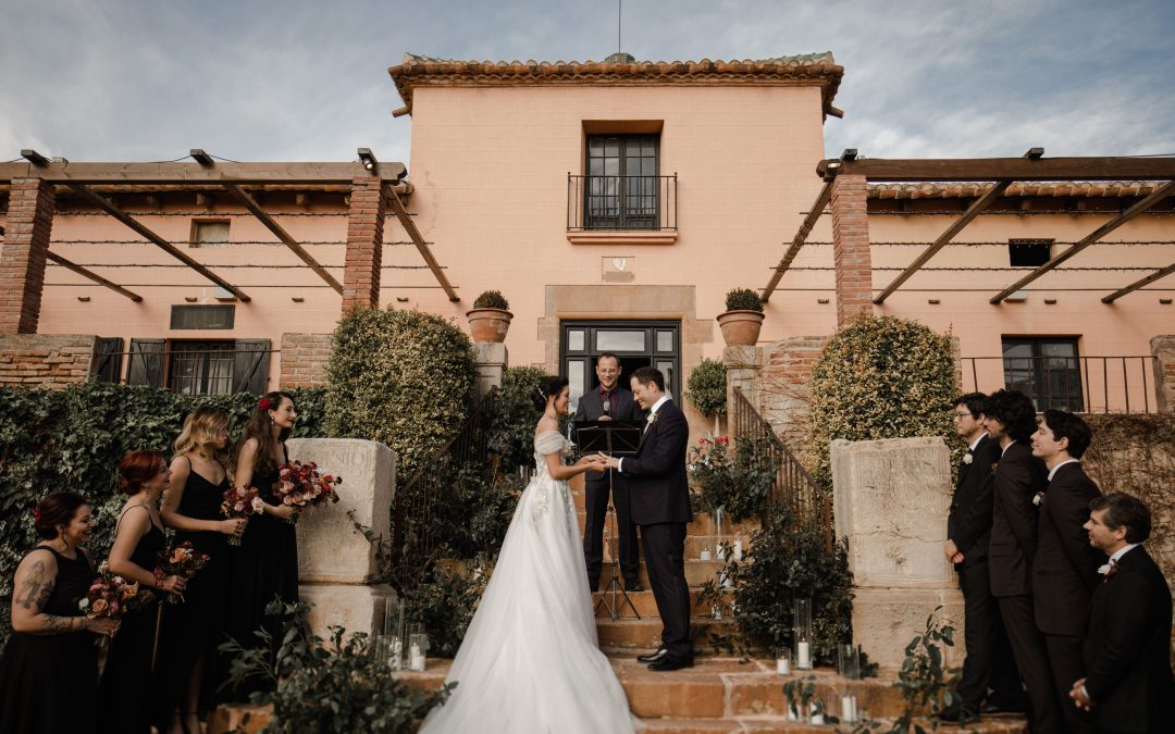 Timings for a Spanish Destination Wedding