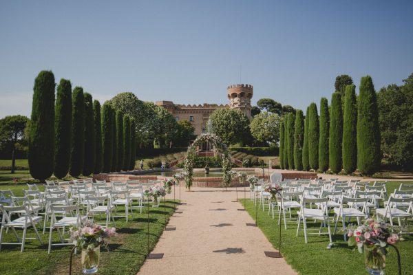 Wedding Venue Castell de Sant Marçal